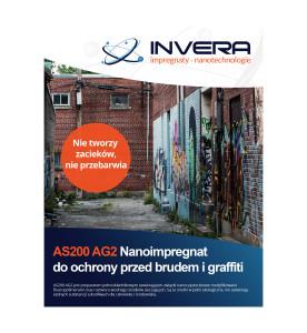 Impregnat do ochrony przed graffiti